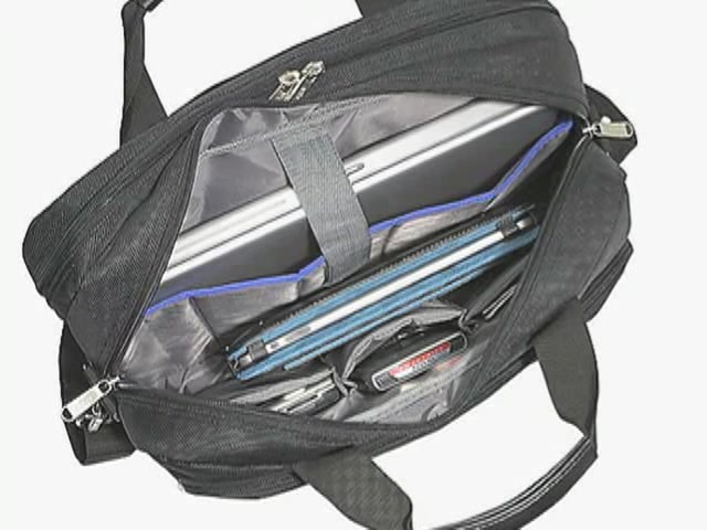 eBags Laptop Collection Commuter Laptop Bag - image 5 from the video