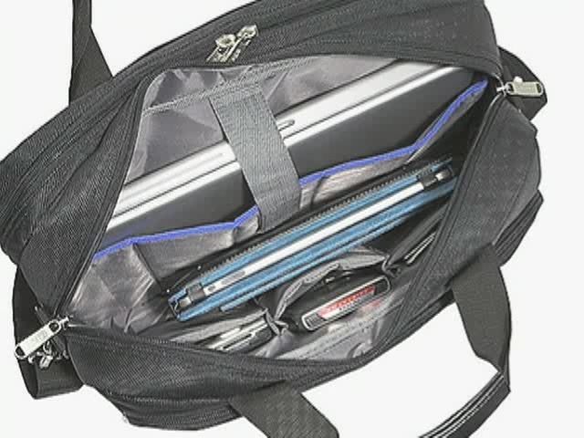 eBags Laptop Collection Commuter Laptop Bag - image 6 from the video