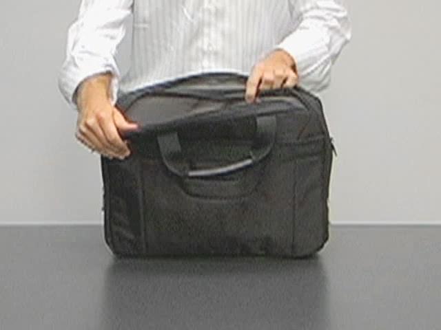 eBags Laptop Collection Commuter Laptop Bag - image 7 from the video