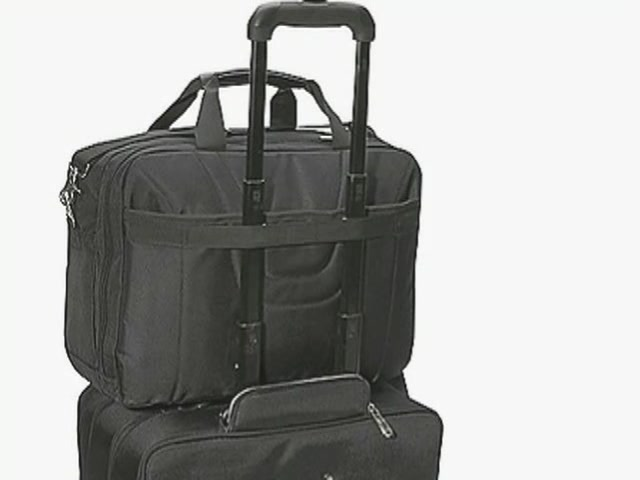 eBags Laptop Collection Commuter Laptop Bag - image 9 from the video
