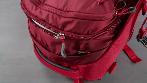 Osprey Porter Travel Backpack Series - image 5 from the video