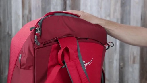 Osprey Porter Travel Backpack Series - image 8 from the video