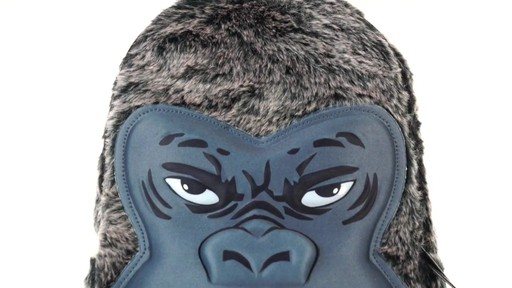 Sprayground Lil Gorilla Backpack - Shop eBags.com - image 10 from the video