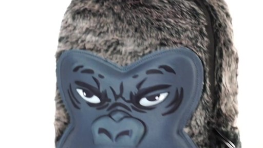Sprayground Lil Gorilla Backpack - Shop eBags.com - image 3 from the video