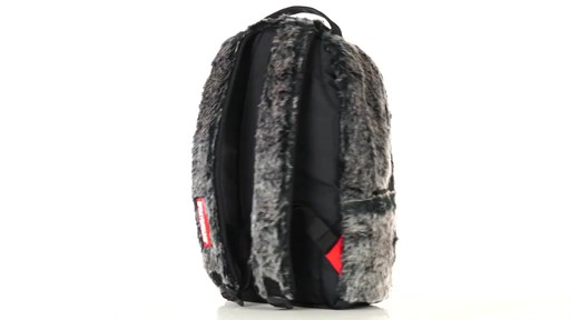 Sprayground Lil Gorilla Backpack - Shop eBags.com - image 4 from the video