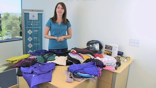Eagle Creek - Packing for 10 Days in a Carry-On - for Women - image 2 from the video