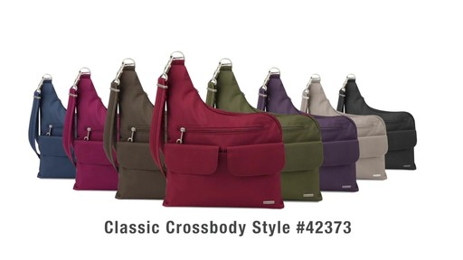 Travelon Anti-Theft Classic Crossbody Bag - eBags.com - image 10 from the video