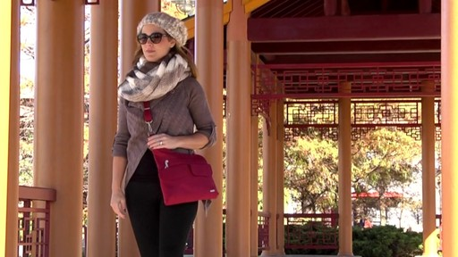 Travelon Anti-Theft Classic Crossbody Bag - eBags.com - image 9 from the video