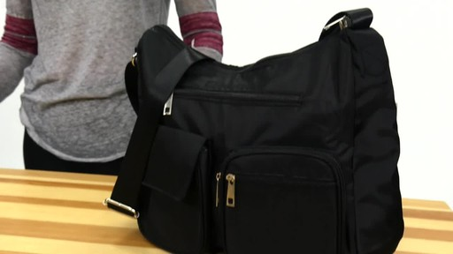 Suvelle Carryall RFID Travel Everyday Shoulder Bag - image 1 from the video