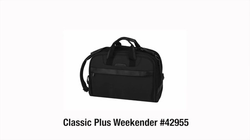 Travelon Anti-Theft Classic Weekender - image 10 from the video