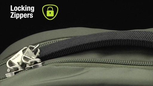 Travelon Anti-Theft Classic Large Backpack - Shop eBags.com - image 3 from the video