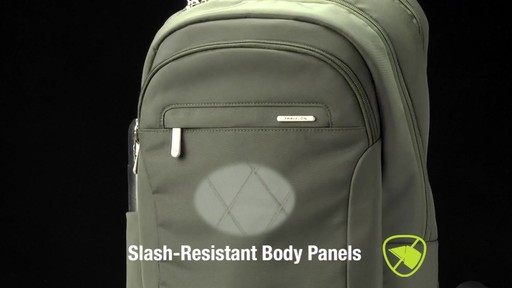 Travelon Anti-Theft Classic Large Backpack - Shop eBags.com - image 5 from the video