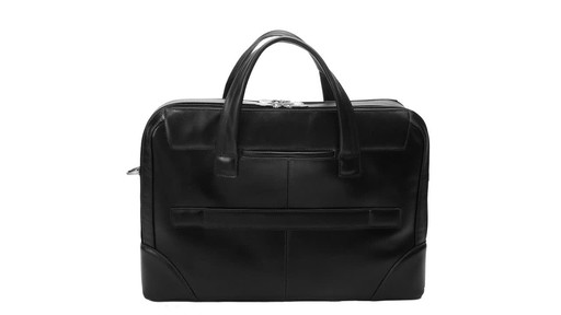 McKlein USA Harpswell Structured Briefcase - image 5 from the video