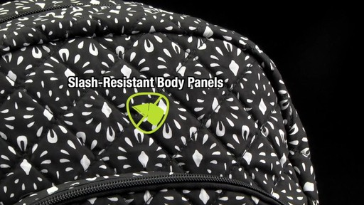 Travelon Anti-Theft Boho Backpack - image 4 from the video