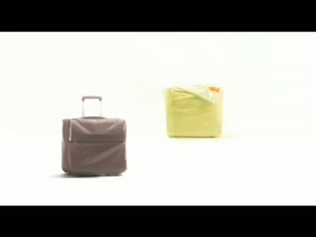 Delsey Luggage Showcase - image 1 from the video