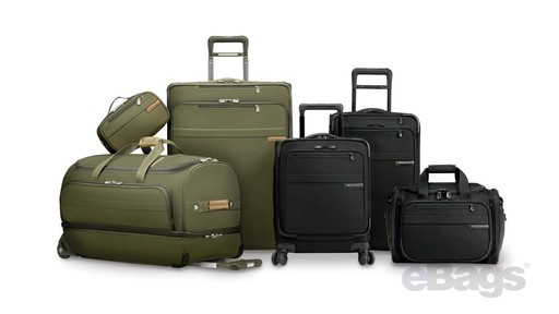 Luggage Warranty Stories - eBags.com - image 2 from the video