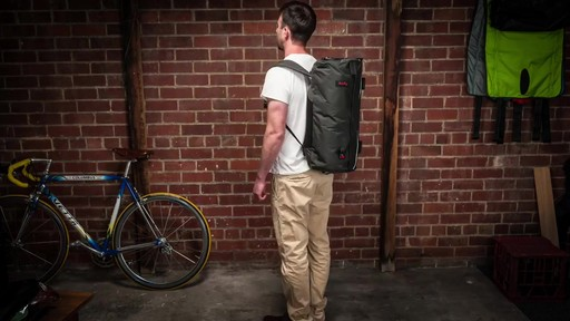 Henty Wingman Backpack - image 10 from the video