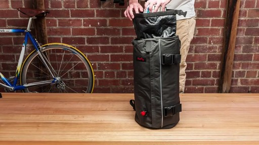 Henty Wingman Backpack - image 9 from the video
