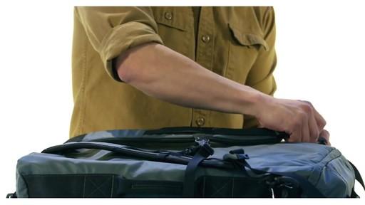 Timbuk2 Wingman Travel Duffel Bag - image 10 from the video