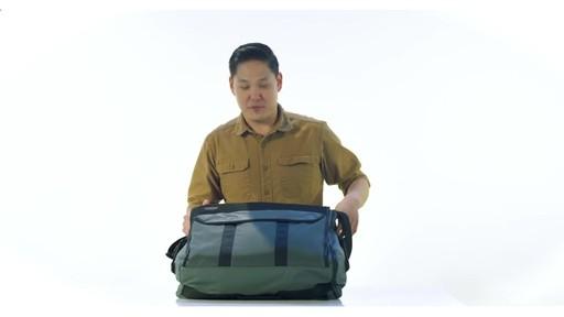 Timbuk2 Wingman Travel Duffel Bag - image 2 from the video