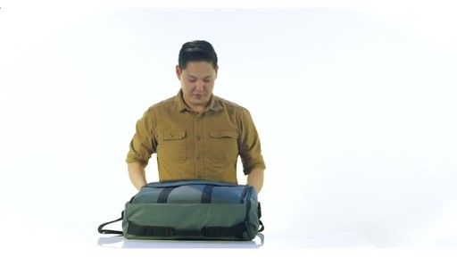 Timbuk2 Wingman Travel Duffel Bag - image 3 from the video