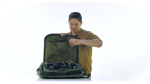 Timbuk2 Wingman Travel Duffel Bag - image 7 from the video