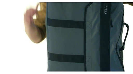 Timbuk2 Wingman Travel Duffel Bag - image 8 from the video