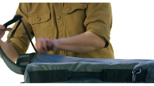 Timbuk2 Wingman Travel Duffel Bag - image 9 from the video