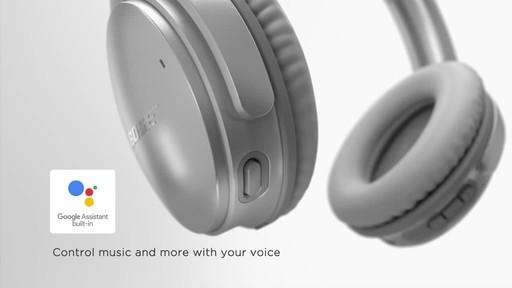Bose QuietComfort® 35 Wireless Headphones II - image 4 from the video