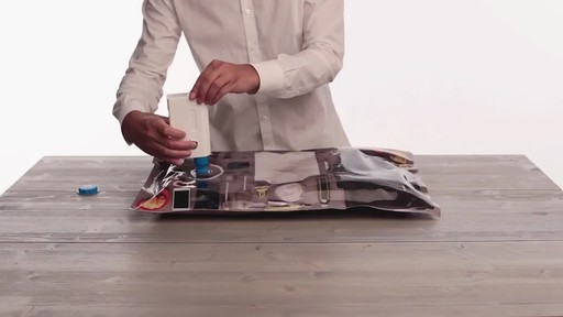 WACU Vacuum Seal Storage Bags with Portable Vacuum Starter Kit - image 6 from the video