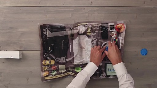 WACU Vacuum Seal Storage Bags with Portable Vacuum Starter Kit - image 8 from the video