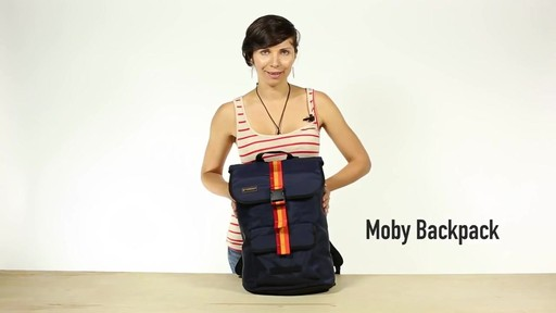 Timbuk2 Moby Laptop Backpack - eBags.com - image 1 from the video