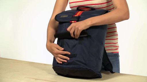 Timbuk2 Moby Laptop Backpack - eBags.com - image 2 from the video