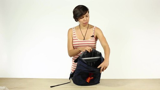 Timbuk2 Moby Laptop Backpack - eBags.com - image 5 from the video