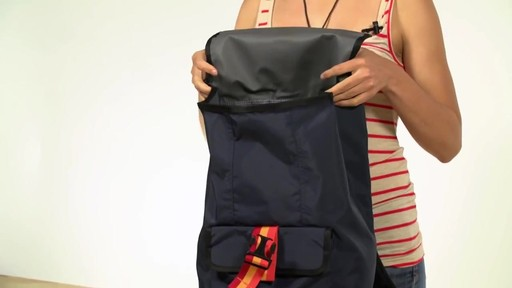 Timbuk2 Moby Laptop Backpack - eBags.com - image 6 from the video