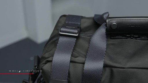 Tumi Alpha Bravo Buckley Duffel - image 2 from the video