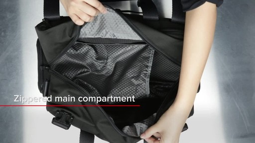 Tumi Alpha Bravo Buckley Duffel - image 7 from the video