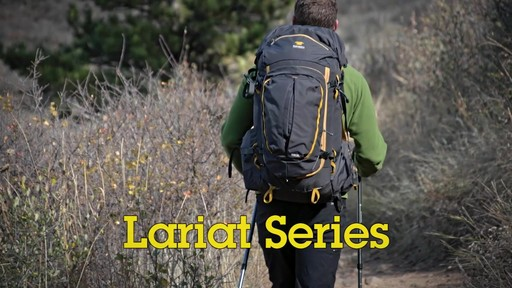 Mountainsmith Lariat Hiking Backpacks - image 10 from the video