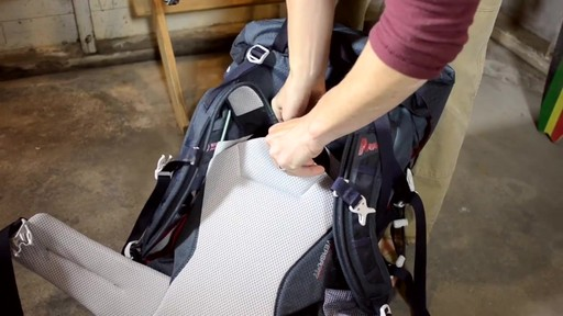 Gregory Wander Kids Hiking Backpacks - image 7 from the video