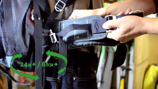Gregory Wander Kids Hiking Backpacks - image 9 from the video