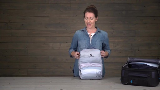 Eagle Creek Pack-It Specter Tech Clean/Dirty Cube - image 3 from the video