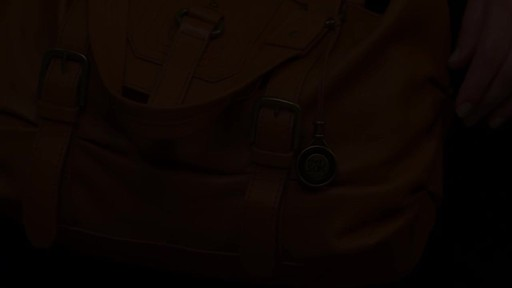The Sak Carmel Convertible Satchel - image 10 from the video