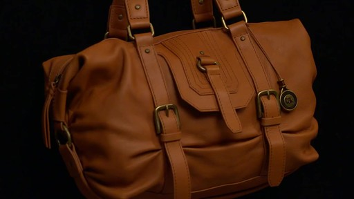 The Sak Carmel Convertible Satchel - image 2 from the video