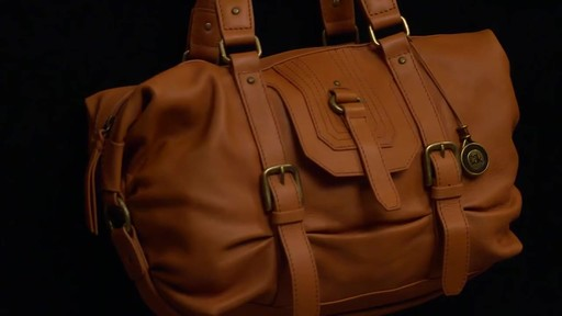 The Sak Carmel Convertible Satchel - image 3 from the video