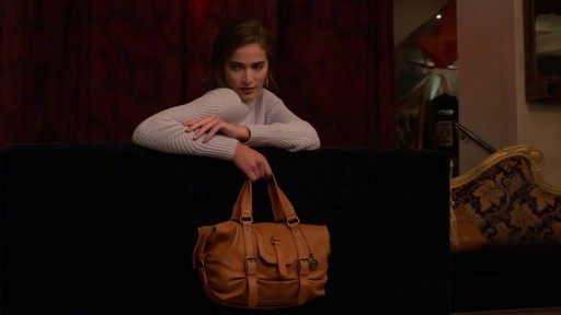 The Sak Carmel Convertible Satchel - image 6 from the video
