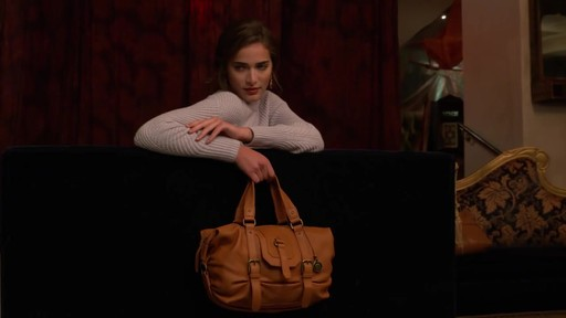 The Sak Carmel Convertible Satchel - image 7 from the video