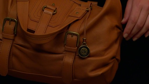 The Sak Carmel Convertible Satchel - image 8 from the video