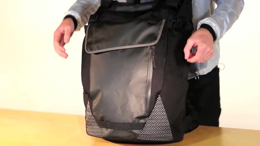 Timbuk2 Especial Tres Cycling Backpack - eBags.com - image 4 from the video