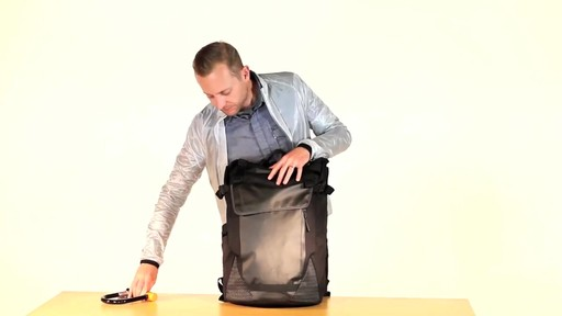 Timbuk2 Especial Tres Cycling Backpack - eBags.com - image 5 from the video