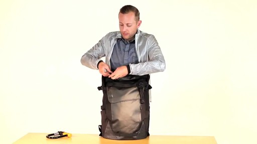 Timbuk2 Especial Tres Cycling Backpack - eBags.com - image 7 from the video